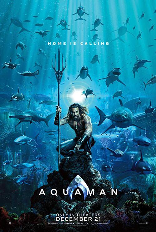 نقد فیلم آکوامن - Aquaman با بازی جیسون موموآ و امبر هرد