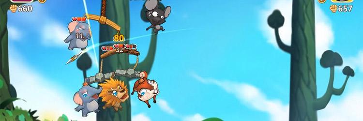 بازی موبایل Critter Clash
