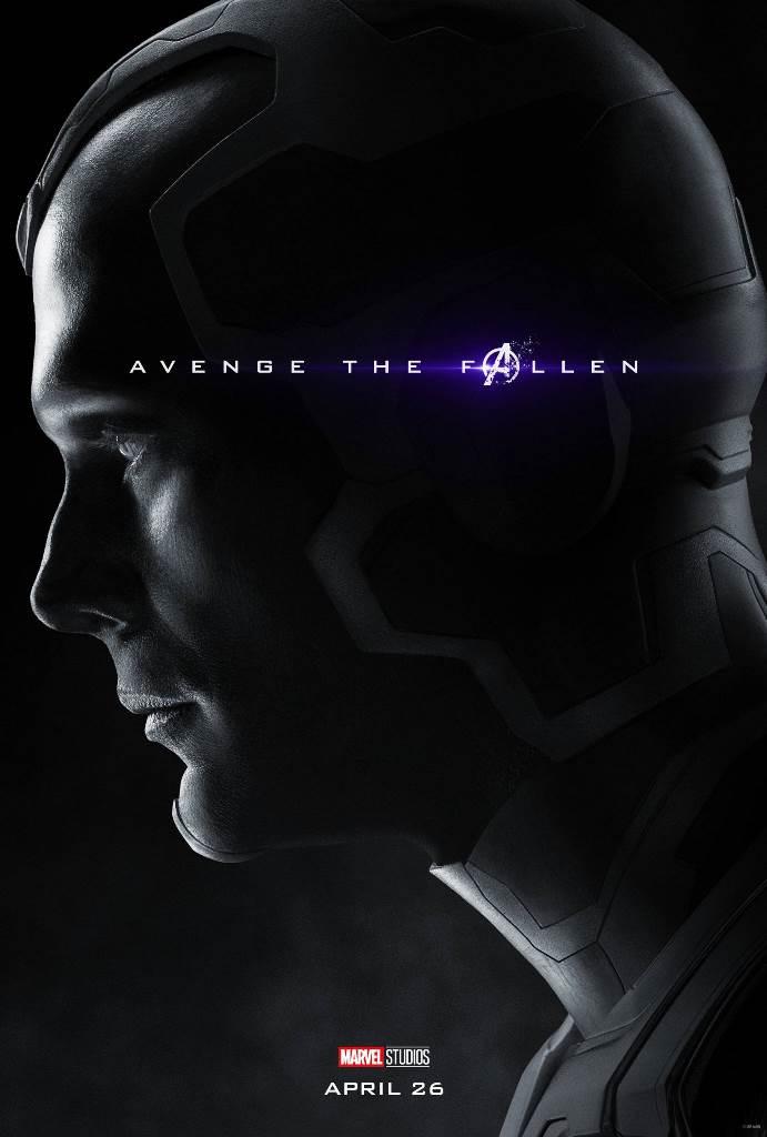 پوسترهای جدید فیلم اونجرز: پایان بازی - Avengers: Endgame