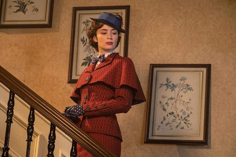 نقد فیلم مری پاپینز باز میگردد - Mary Poppins Returns با بازی امیلی بلانت و کارگردانی راب مارشال