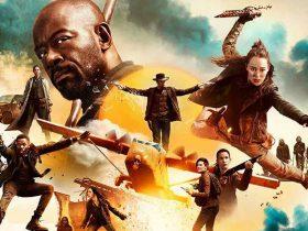 تمدید فصل ششم سریال از مردگان متحرک بترسید و انتشار تریلر کامیک کان فصل پنجم Fear the Walking Dead