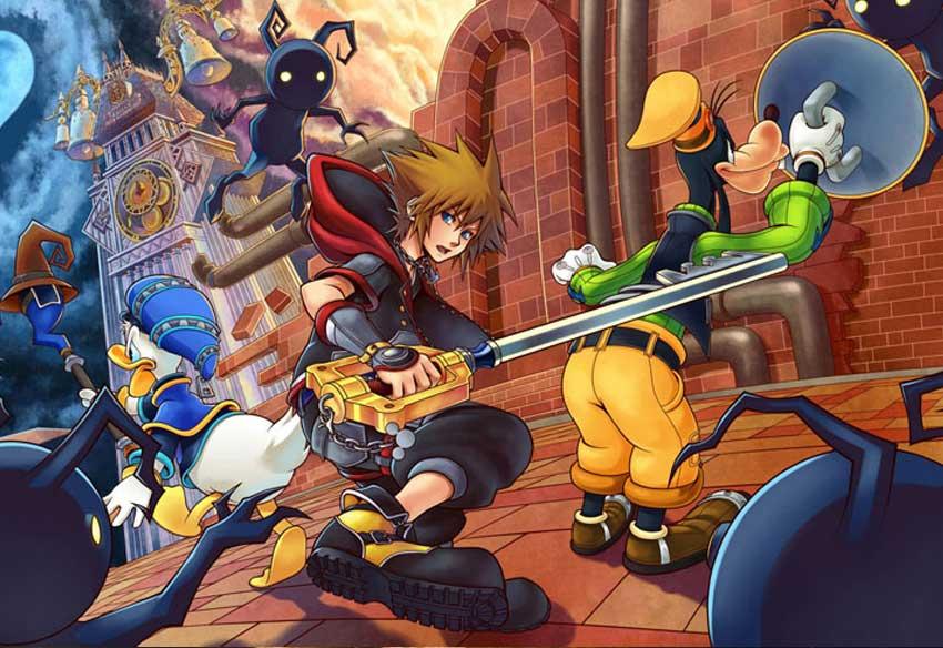 معرفی بسته Re:Mind بازی کینگدام هارت 3 - Kingdom Hearts 3