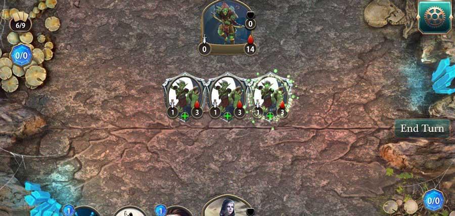 معرفی و دانلود بازی موبایل Spellsword Cards: Demontide