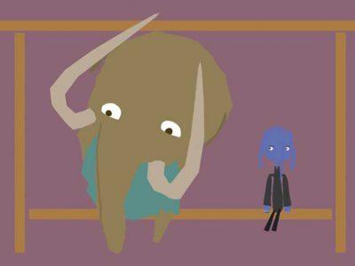 معرفی و دانلود انیمیشن کوتاه Tusk