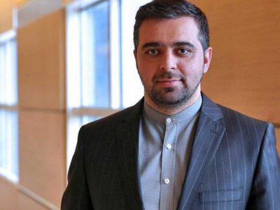 سید صادق پژمان، مدیرعامل بنیاد ملی بازی های رایانهای