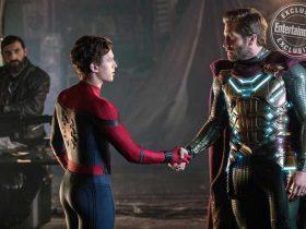 تام هالند و فیلم اسپایدرمن: دور از خانه - Spider-Man: Far From Home