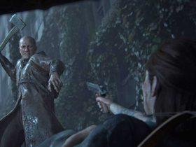 بازی لست آو آس 2 - The Last of Us Part II