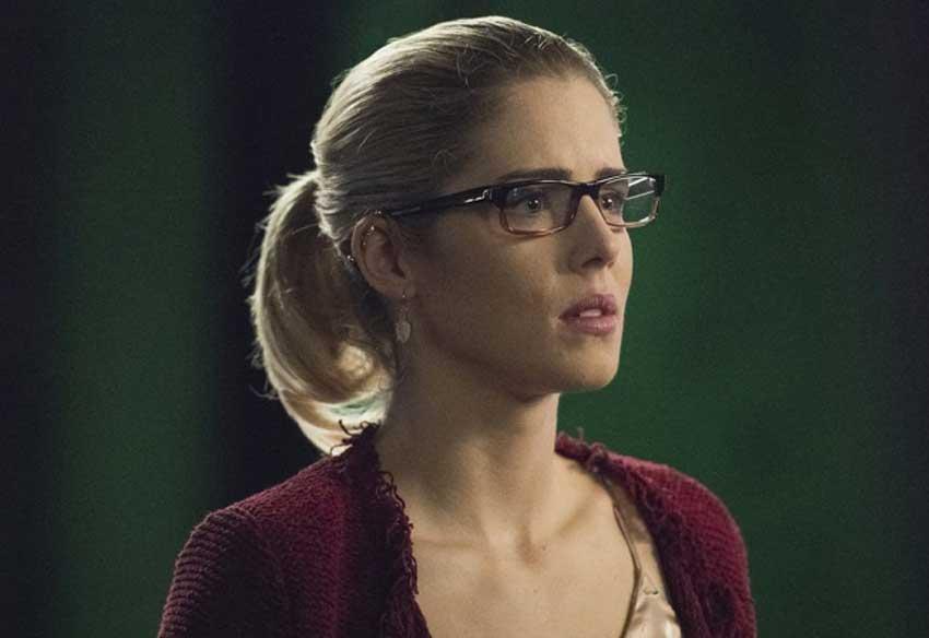 رفتن امیلی بت ریکاردز از سریال کماندار - Arrow