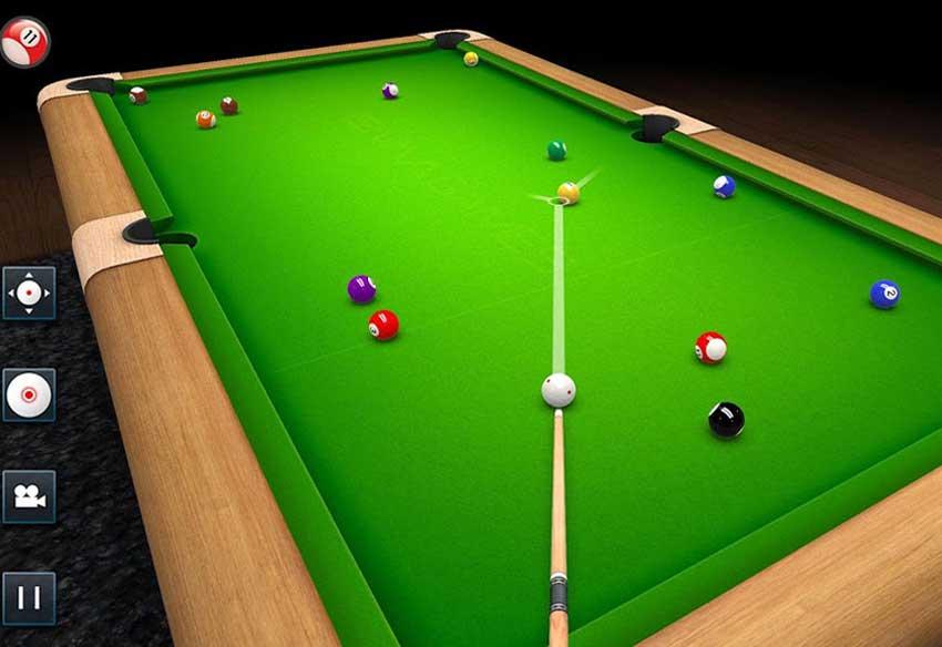معرفی و دانلود بازی موبایل Pool Royale