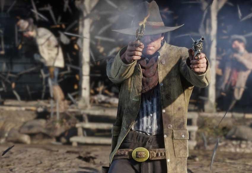 بازی رد دد ردمپشن 2 - Red Dead Redemption 2