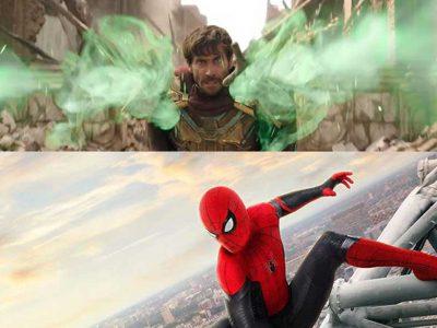 تصویر جدید فیلم مرد عنکبوتی: دور از خانه - Spider-Man: Far From Home با حضور جیک جیلنهال