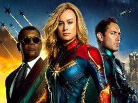 عبور فروش فیلم کاپیتان مارول - Captain Marvel از مرز 400 میلیون دلار در آمریکای شمالی