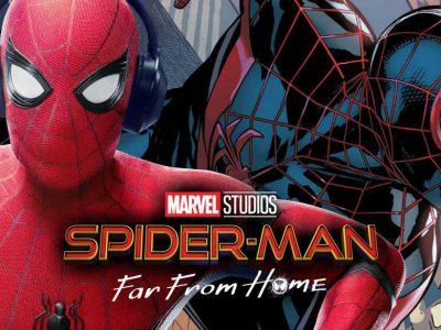 تصاویر جدید فیلم مرد عنکبوتی: دور از خانه - Spider-Man: Far From Home با بازیجیک جیلنهال
