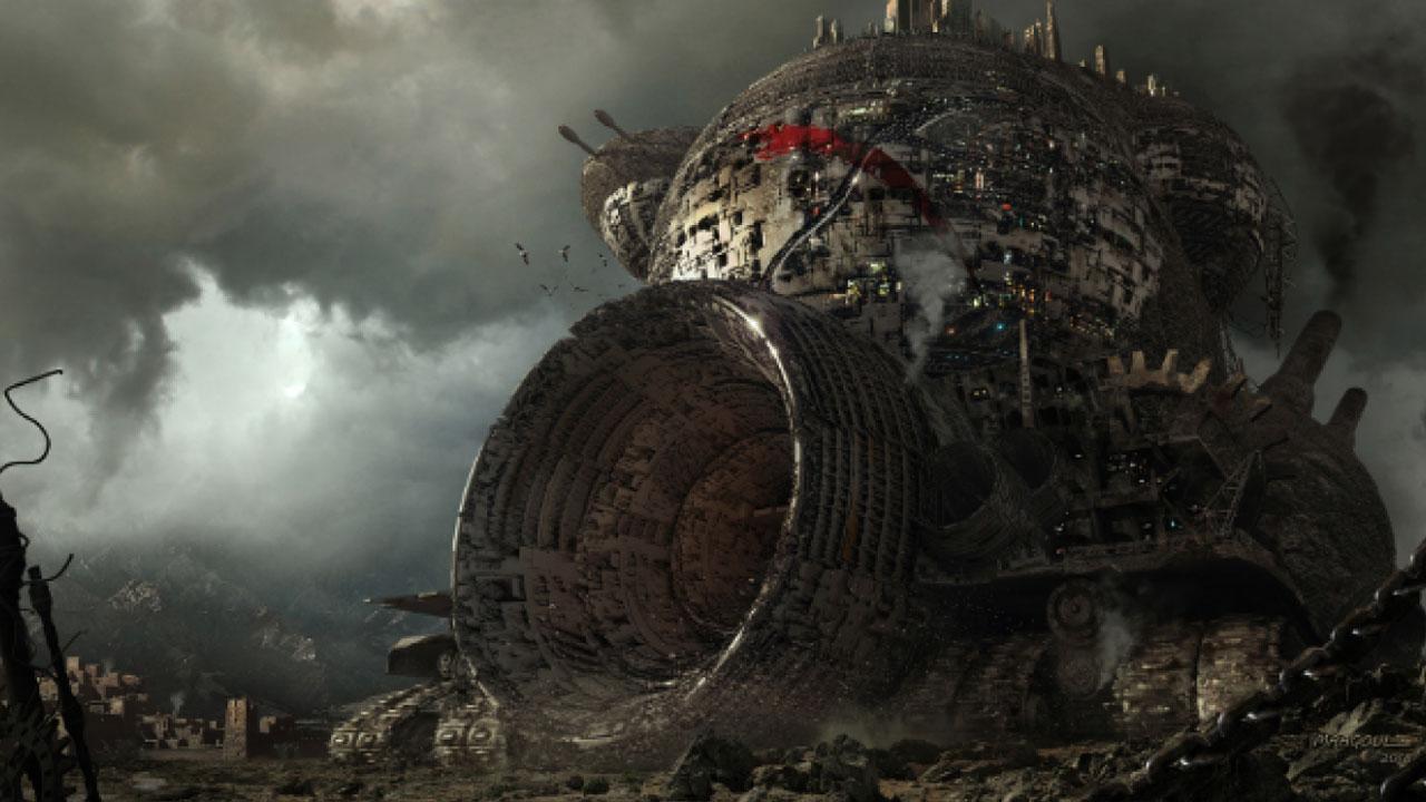 موتورهای فانی - Mortal Engines - یونیورسال