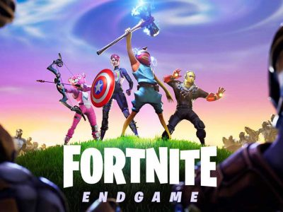 شروع رویداد کراس اور اونجرز بازی فورتنایت - Fortnite