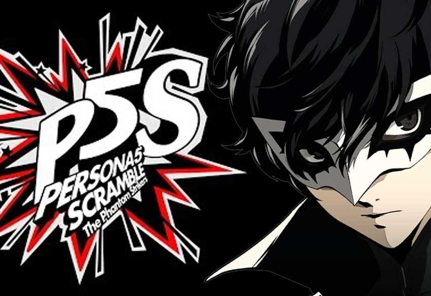 معرفی بازی Persona 5 Scramble: The Phantom Strikers برای پلی استیشن 4 و نینتندو سوییچ