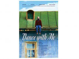 پوستر انگلیسی جهان با من برقص به کارگردانی سروش صحت رونمایی شد.