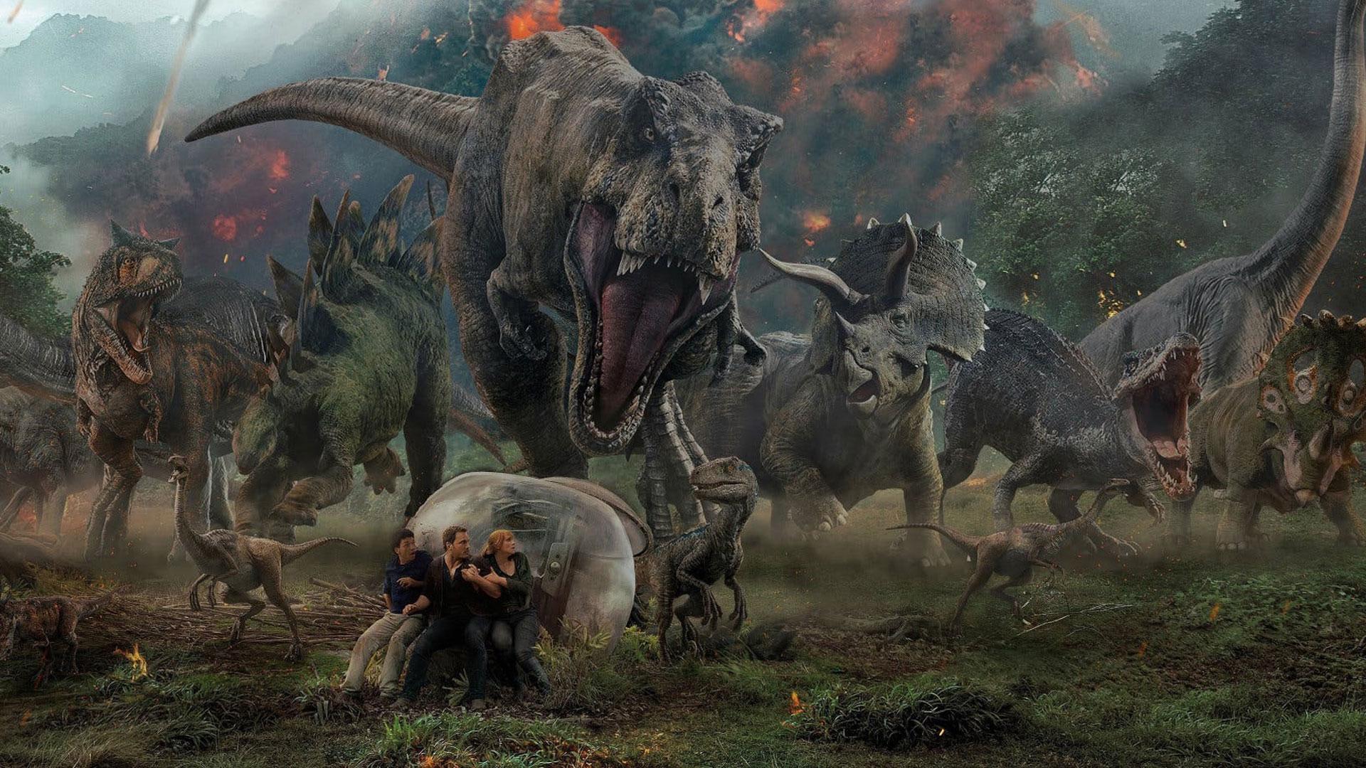 دنیای ژوراسیک: پادشاهی سقوطکرده - Jurassic World: Fallen Kingdom - یونیورسال