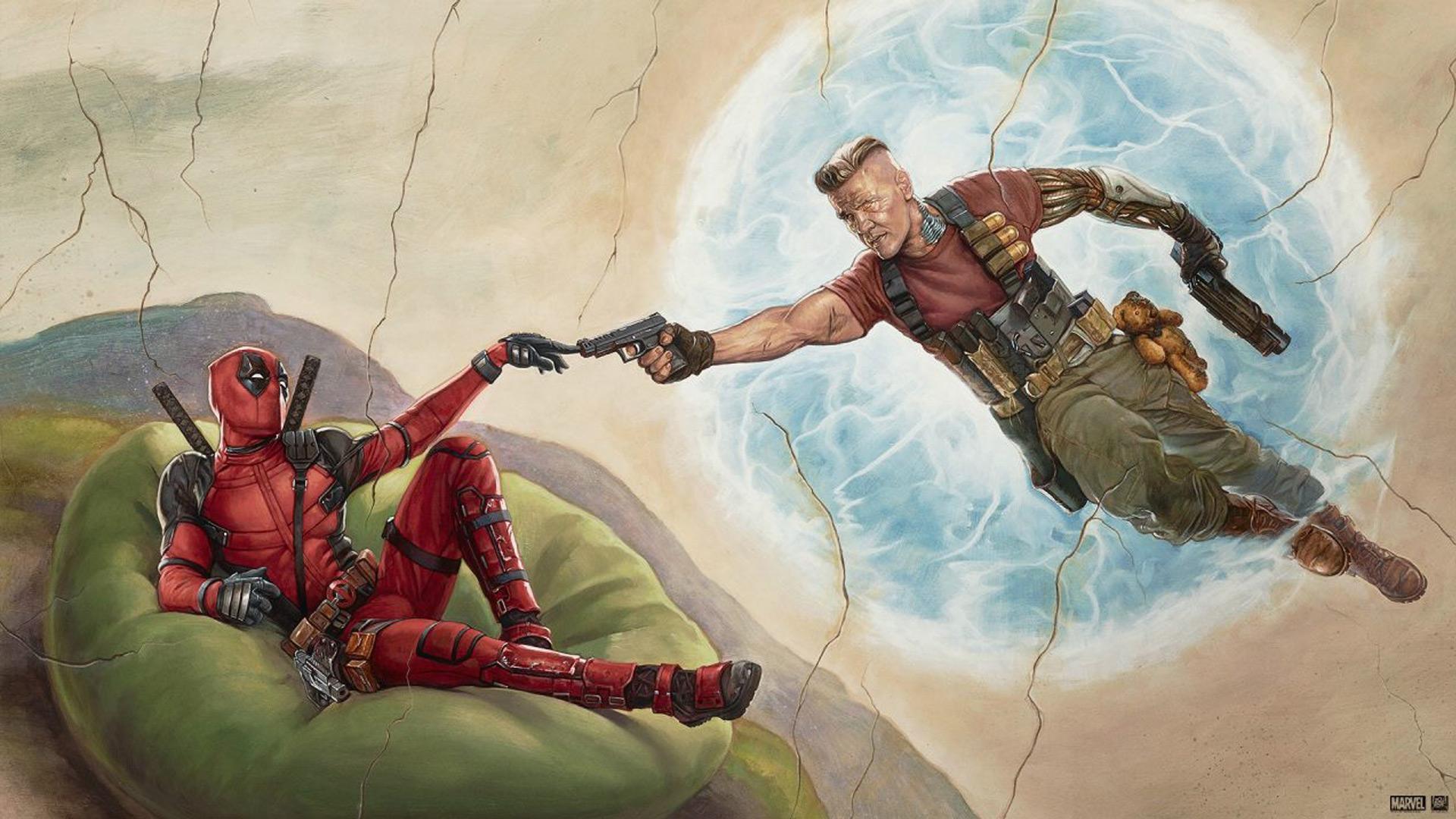 ددپول ۲ - Deadpool 2 - فاکس