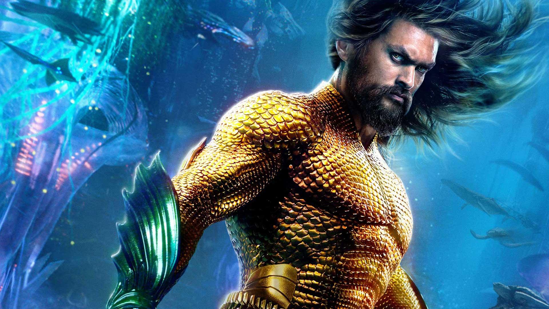 آکوامن - Aquaman - برادران وارنر / دیسی