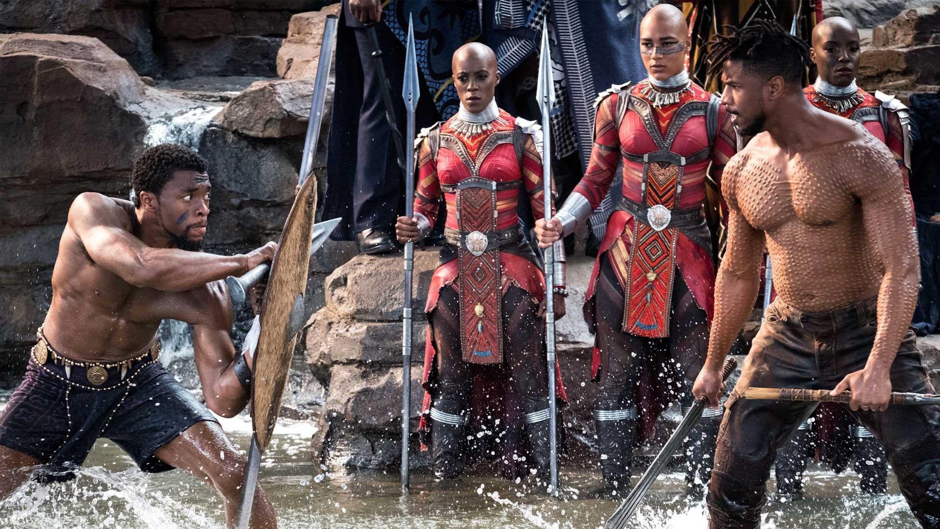 بلک پنتر - Black Panther - دیزنی / مارول