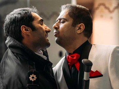 سریال سال های دور از خانه که اسپین آف سریال شاهگوش، با بازی بازی احمد مهرانفر و هادی کاظمی