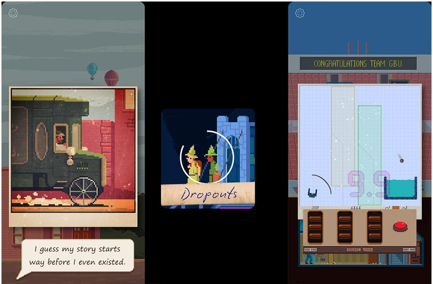 بررسی بازی موبایل Photographs - Puzzle Stories