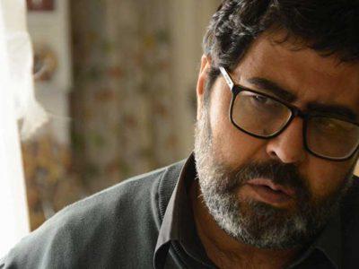 فرهاد اصلانی و سیامک انصاری در فیلم خط استوا به کارگردانی اصغر نعیمی