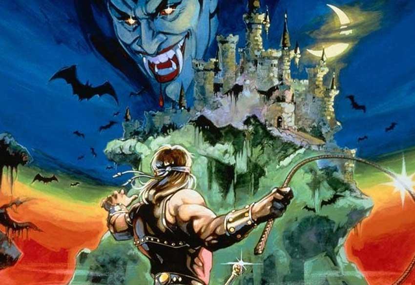 ۲۶ اردیبهشت تاریخ انتشار Castlevania Anniversary Collection روی پلی استیشن 4