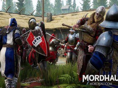 بازی Mordhau