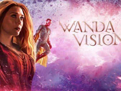 اخبار حول سریال وندا ویژن - WandaVision با بازی الیزابت اولسن