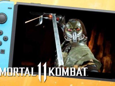 تریلر گیم پلی بازی Mortal Kombat 11 روی نینتندو سوییچ منتشر شد