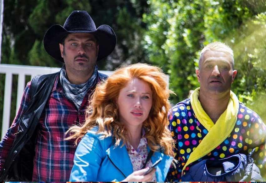 تریلر فیلم تگزاس ۲ با بازی سام درخشانی و پژمان جمشیدی و کارگردانی مسعود اطیابی