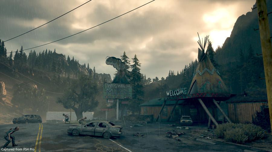 بررسی بازی دیز گان -Days Gone قبل از عرضه رسمی