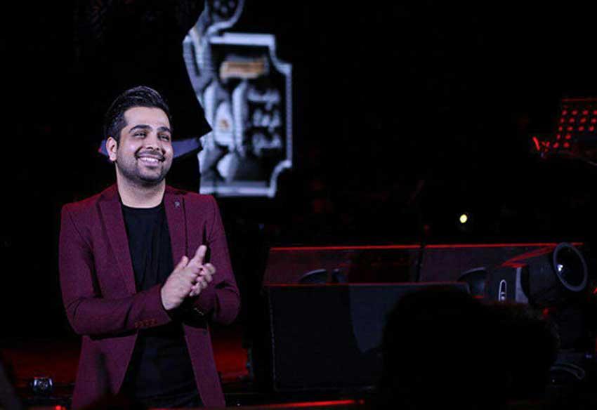 کنسرت فرزاد فرخ اردیبهشت در برج میلاد تهران