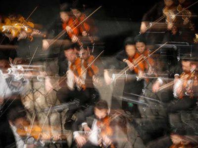 کنسرت گروه کُر اپرای سوئیس در تالار وحدت