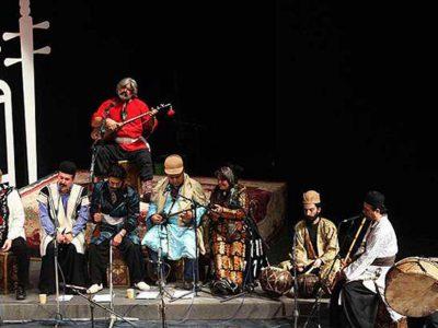 کنسرت گروه موسیقی سازینه برای سیلزدگان