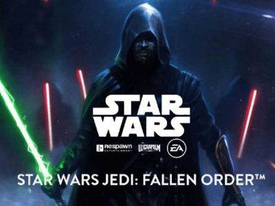 رونمایی رسمی بازی Star Wars Jedi: Fallen Order