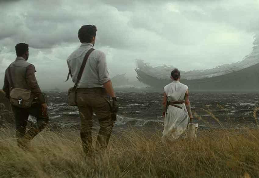 توقف در اکران فیلم جنگ ستارگان بعد از پخش فیلم Star Wars: The Rise of Skywalker