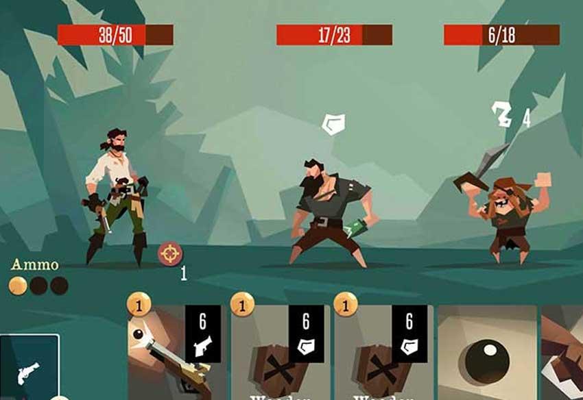 معرفی و دانلود بازی موبایل Pirates Outlaws