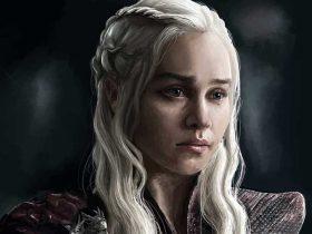 قسمت اول فصل هشتم سریال گیم آف ترونز - بازی تاج و تخت - Game of Thrones با بازی امیلیا کلارک