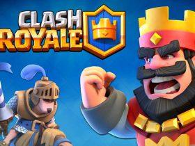 آپدیت ماه آوریل بازی موبایل کلش رویال - Clash Royale