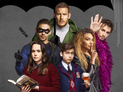 تمدید تولید فصل دوم سریال آکادمی آمبرلا - The Umbrella Academy