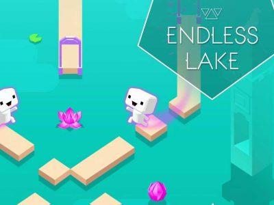 معرفی و دانلود بازی موبایل Endless Lake