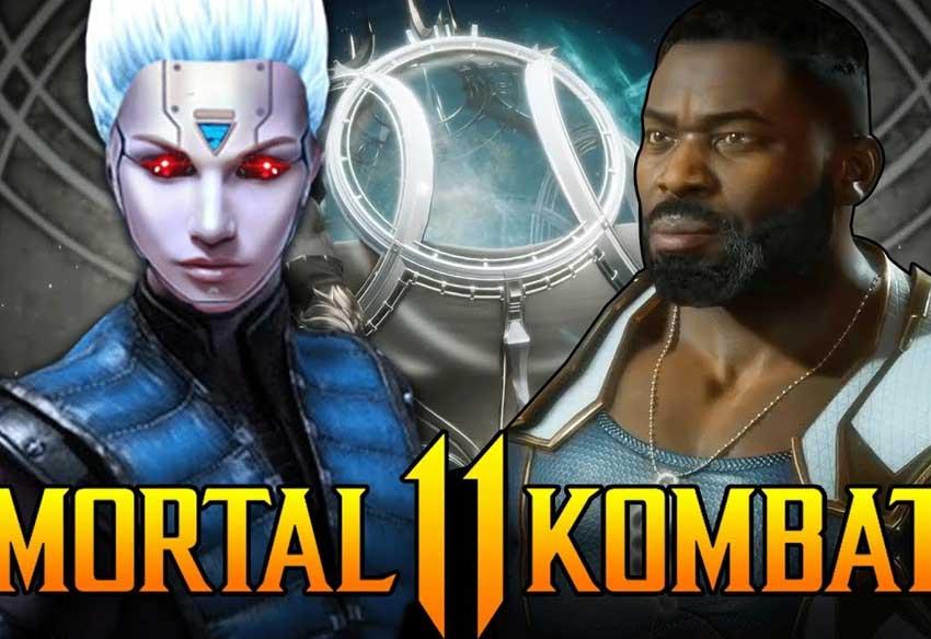 ستریان کاراکتر جدید بازی مورتال کمبت 11 - Mortal Kombat 11