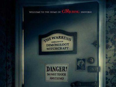 پوستر رسمی فیلم ترسناکآنابل به خانه می آید - Annabelle Comes Home