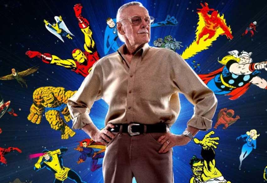 فیلم اونجرز: پایان بازی - Avengers: Endgame آخرین حضور استن لی در فیلمهای ابرقهرمانی