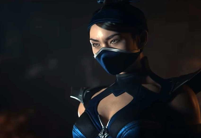 کیتانا مبارز جدید بازی مورتال کمبت 11 - Mortal Kombat 11