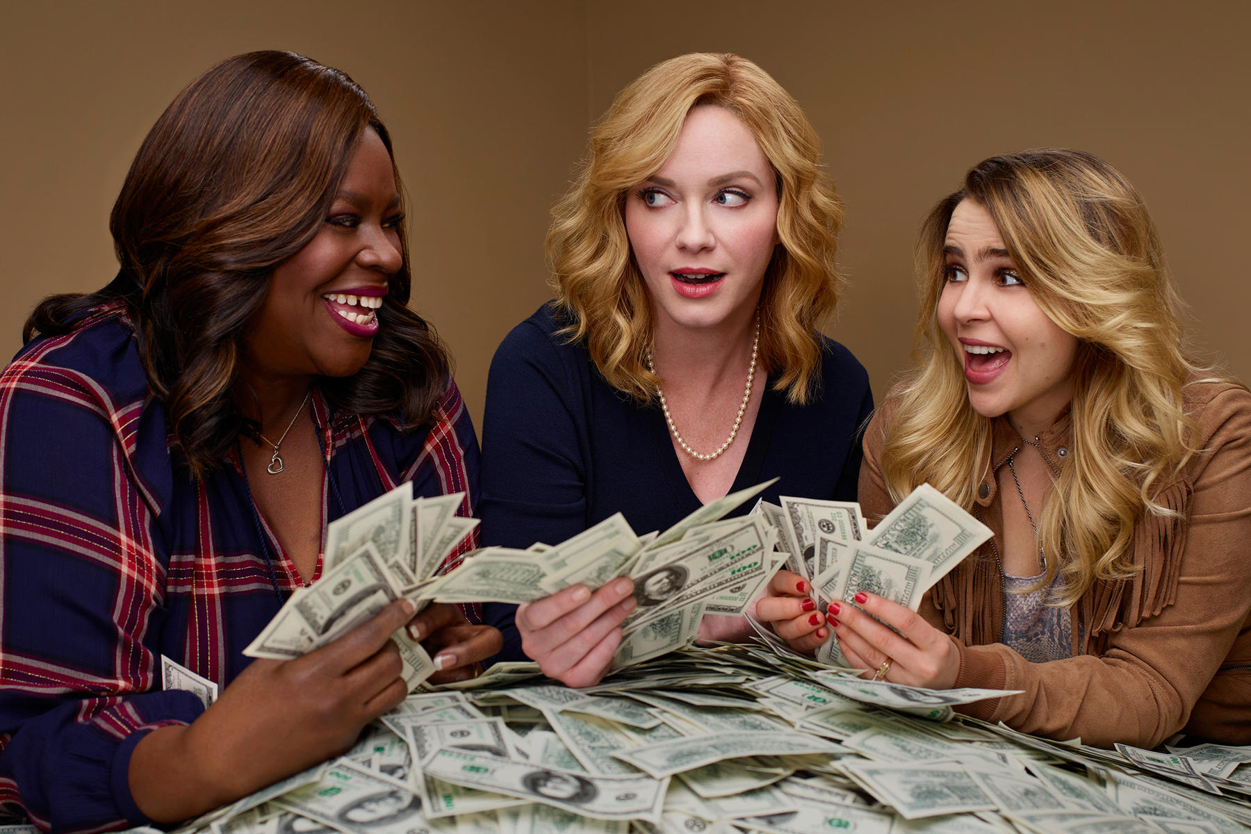 تمدید سریال دختران خوب - Good Girls برای فصل سوم
