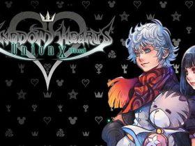 آپدیت جدید بازی Kingdom Hearts Union X
